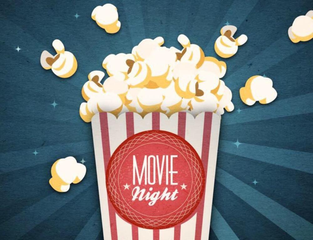 Кино вечер — 28 января 18:00 !